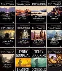 L'épée de Vérité de Terry Goodkind [série]