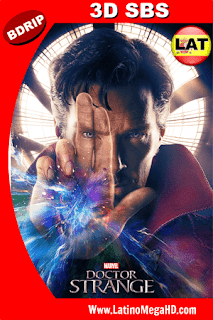 Doctor Strange: Hechicero Supremo IMAX EDITION (2016) Latino FULL 3D SBS BDRIP 1080P - 2016