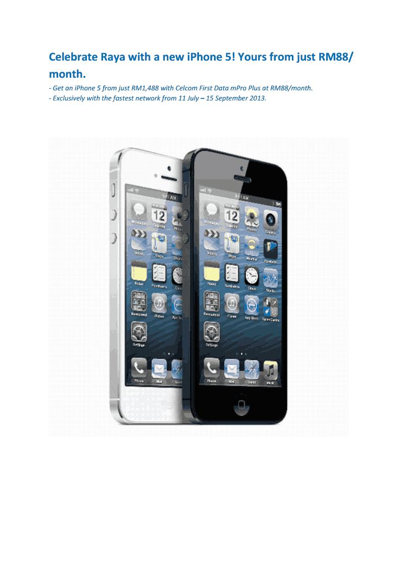 Iphone  Friday