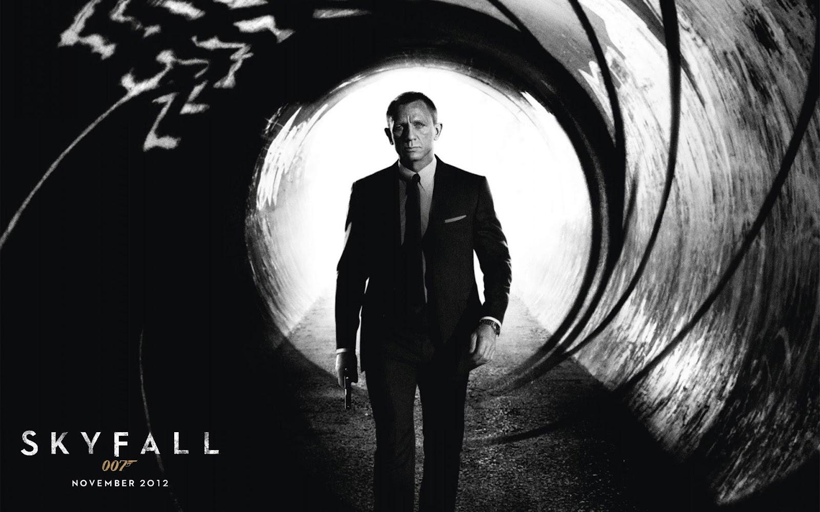 Wallpaper 007 Skyfall | Free Download Wallpaper | DaWallpaperz
