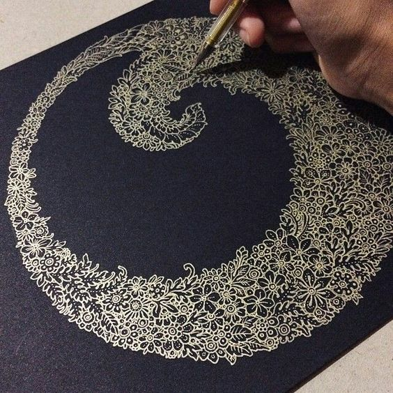 Top 10 Amazing Doodles Art