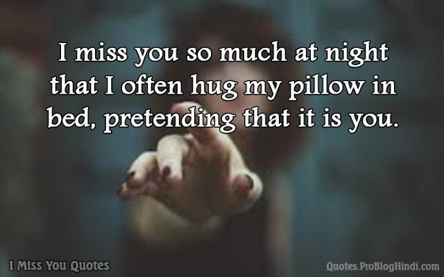 i miss you quotes for husband