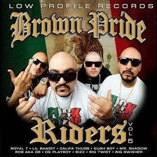 Various Artists - Brown Pride Riders Vol. 5 (2018)
