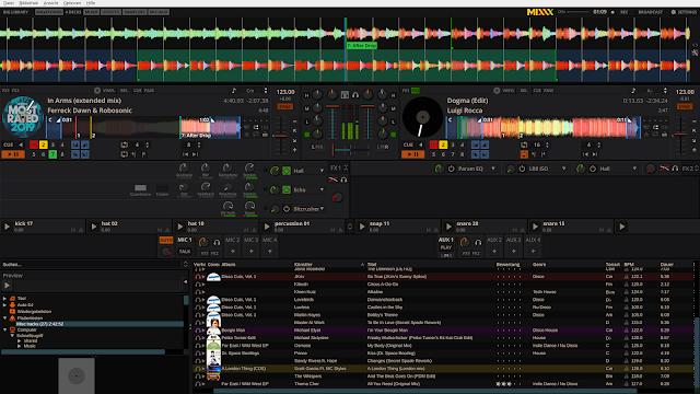 Mixxx es un software Libre para DJ