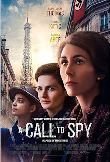 A Call to Spy[2020][NTSC/DVDR-Custom HD]Ingles, Español Latino