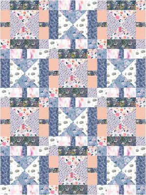 Sunbeams quilt pattern Sew Joy Creations