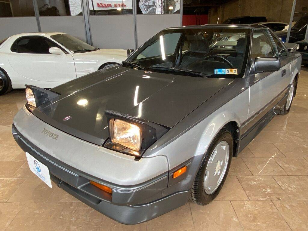 Mister Two Toned: 1988 Toyota MR2