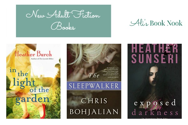 Favorite new fiction books for adults published Jan 10