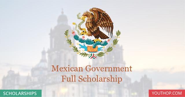 منحة دراسية ممولة لدراسة البكالوريوس والماجستير والدكتوراة في المكسيك