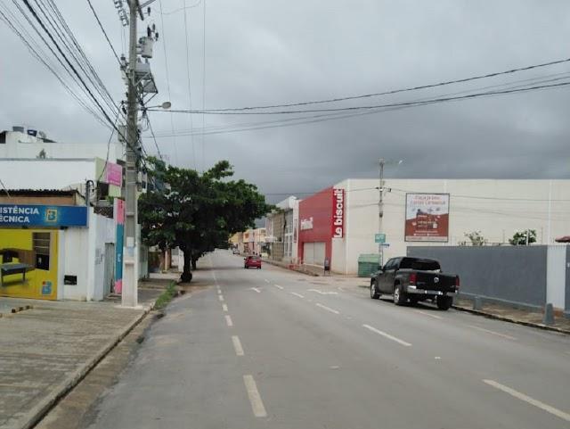 Oeste da Bahia: Governo do estado libera abertura do comércio
