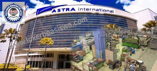 POLMAN ASTRA Internasional