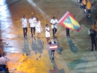 Grenada's Athletes.