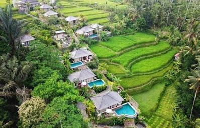 Objek wisata di Bali yang dikenal Di Mancanegara