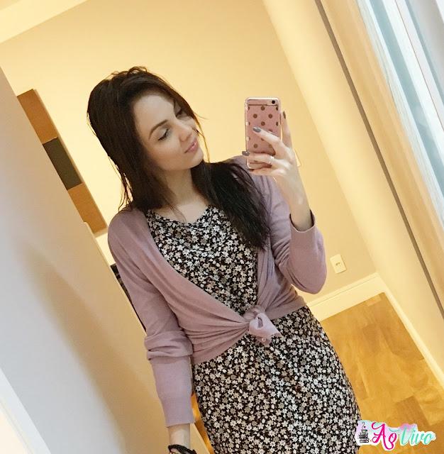 look 2 em 1: vestido