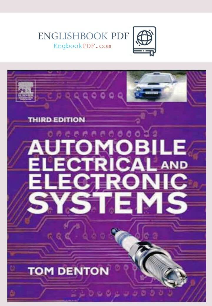 Automotive Engineering Powertrain, Chassis System and Vehicle Body by David A.Crolla PDF