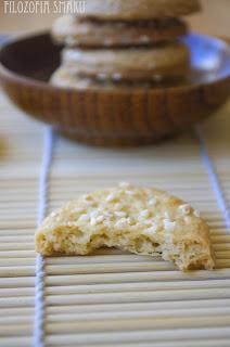 (Japońskie ciasteczka imbirowe