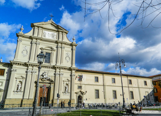 Basílica de San Marco, Florença
