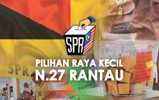 PRK Rantau: Peluang BN cerah cipta hatrik di Rantau – Penganalisis Politik