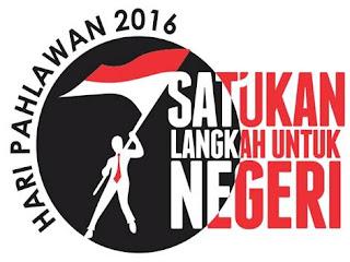 Selamat Hari pahlawan 2016