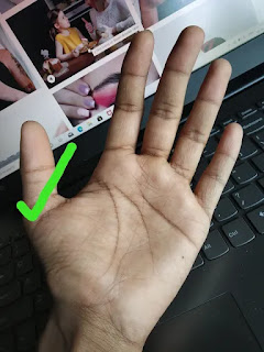 Why does in any Government related task people have to give their left thumb's fingerprint with signature?