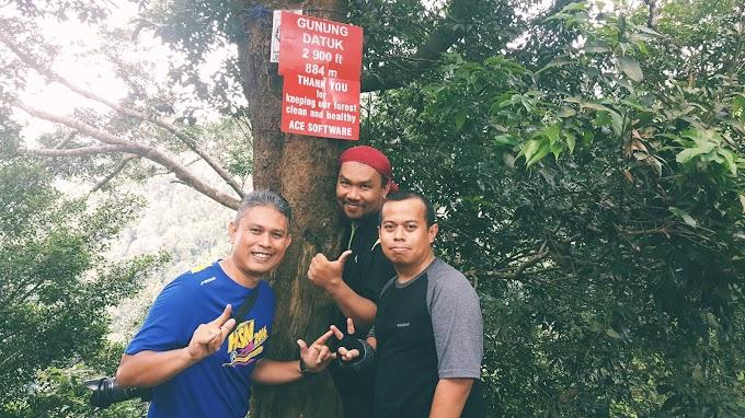 Mendaki Gunung Datuk, Negeri Sembilan
