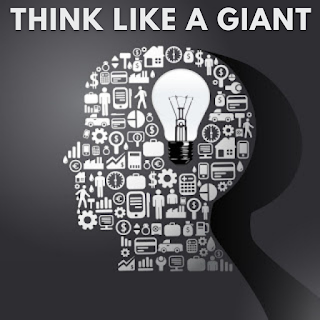 ABOUT BLOG THINK LIKE A GIANT