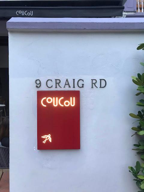 Coucou, Craig Road