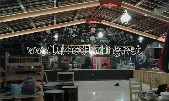 Harga di situs web lukisan dinding cafe for Mural untuk cafe