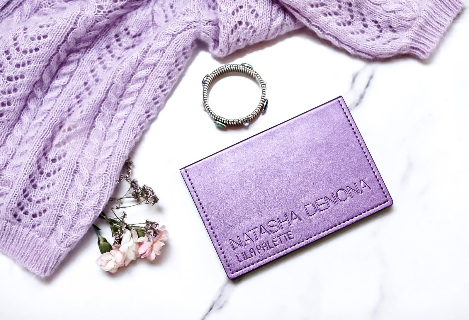 Natasha Denona Lila Palette revue