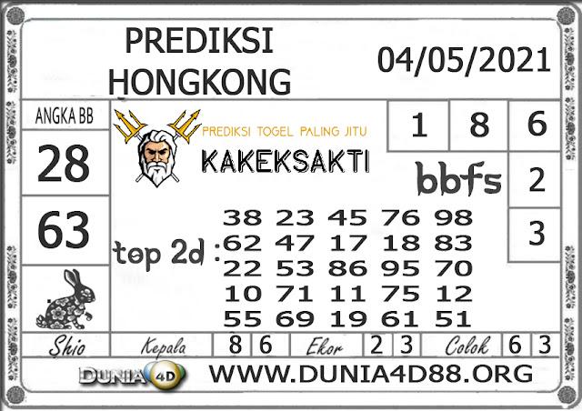 Prediksi Togel HONGKONG DUNIA4D 04 MEI 2021