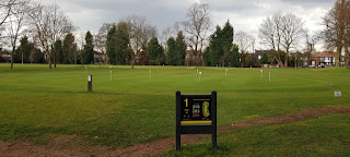Putting Green at Altrincham Golf Course