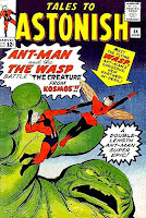 Tales to Astonish #44 cover picture