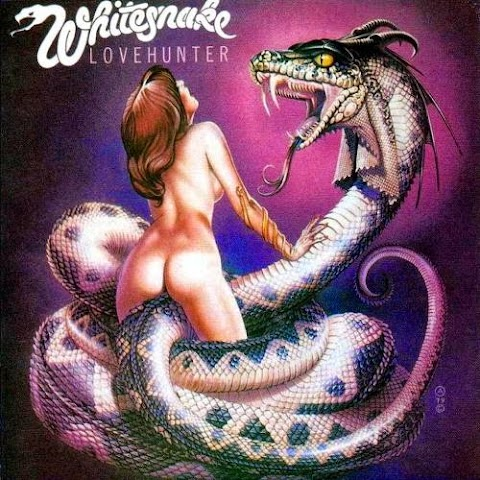 WHITESNAKE - LOVEHUNTER (1979)