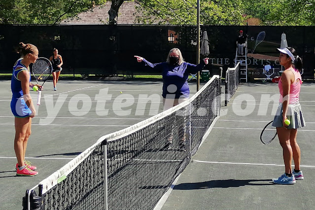 Libas Perempatfinalis US Open, Aldila Sutjiadi Melesat ke Babak Utama Turnamen Tenis ITF W60k Charlottesville