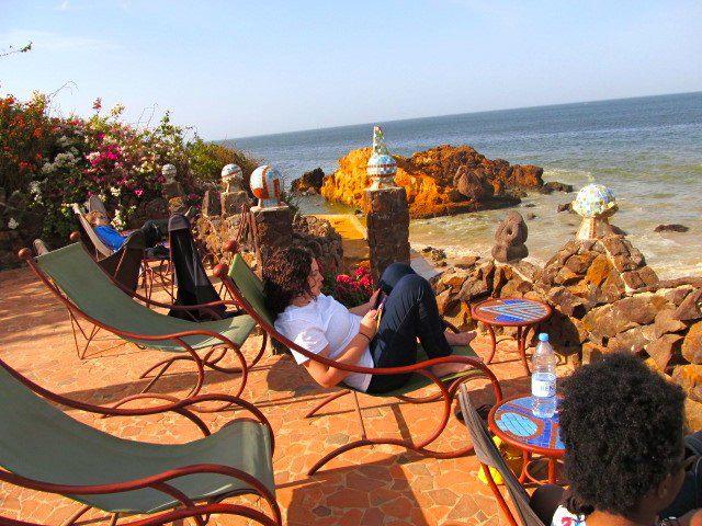 La plage de Toubab Dialaw, la nantie : Plage, Toubab, Dialaw, village, sable, tourisme, vacance, loisirs, sortie, detente, week, end, sport, LEUKSENEGAL, Dakar, Sénégal, Afrique