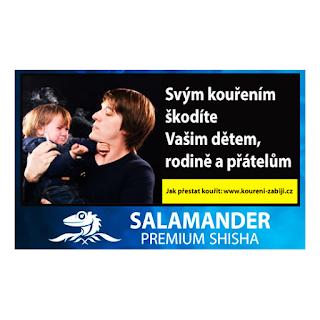 tabák Salamander