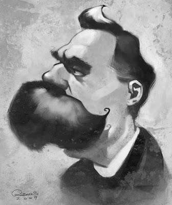 La mujer en Nietzsche 1, Tomás Moreno, Ancile