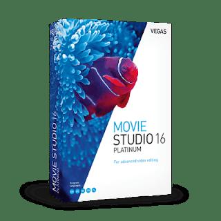 BOX_MAGIX VEGAS Movie Studio Platinum 16.0.0.167 Full