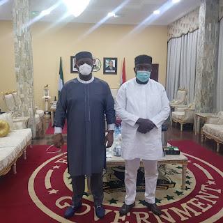 Femi Fani-Kayode Visits Gov Ifeanyi Of Enugu, Stayed With Him For Few Days