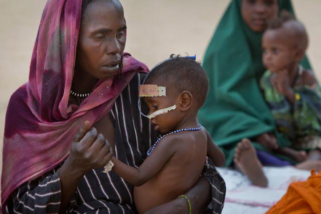 Мать варила голодающим детям камни, надеясь, что они уснут до ужина