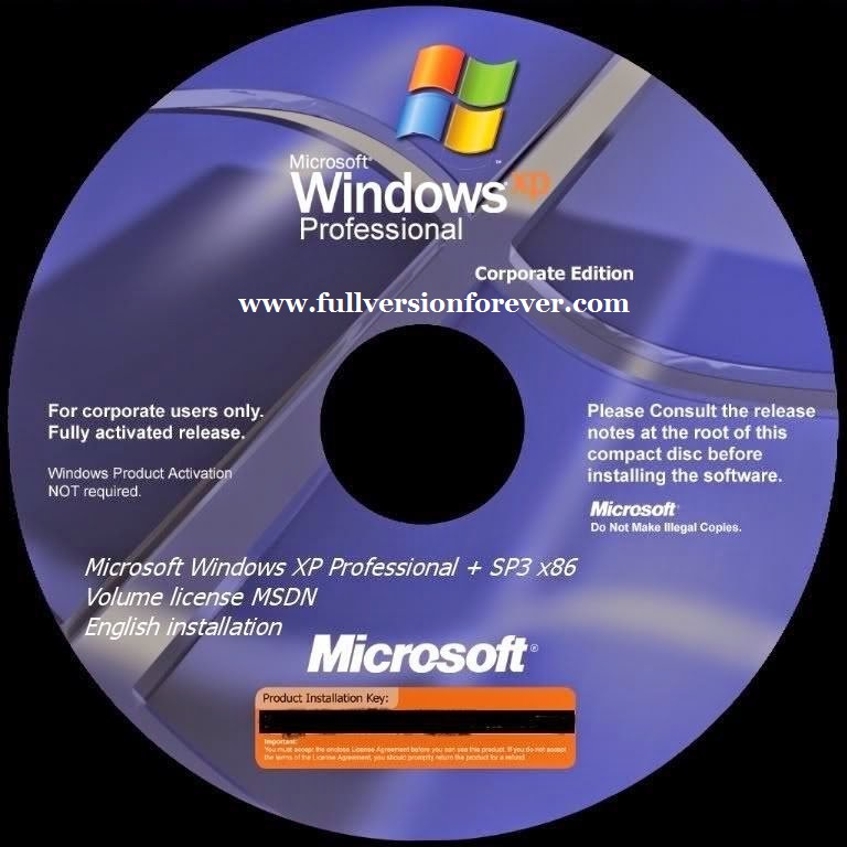 windows xp 64 bit sp3 update download