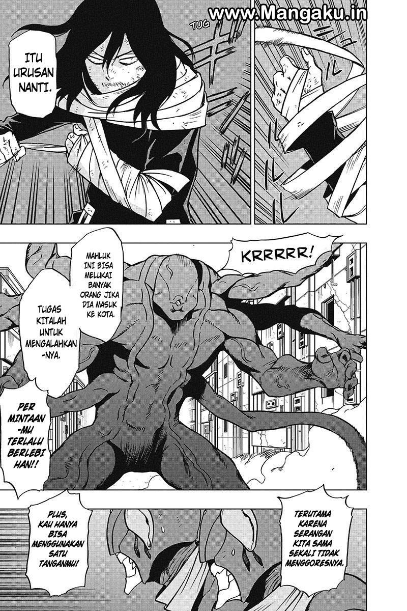 Boku no Hero Academia Illegal Chapter 40-8