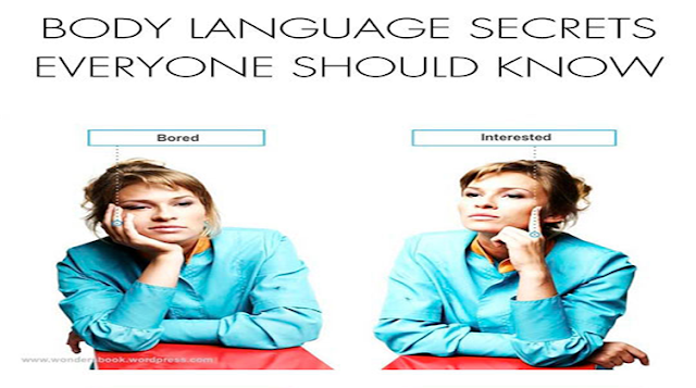Body Language Secrets Everyone Should Know #infographic