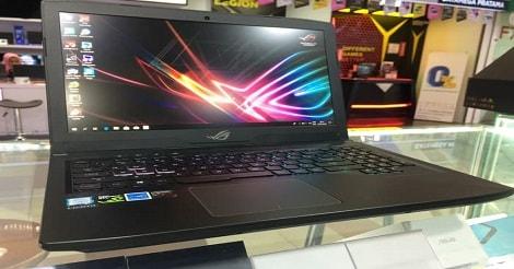 Review  Laptop Gamers Asus ROG GL503GE
