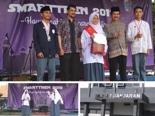 Penutupan SmartTren Ramadan SMAN 1 Banjaran