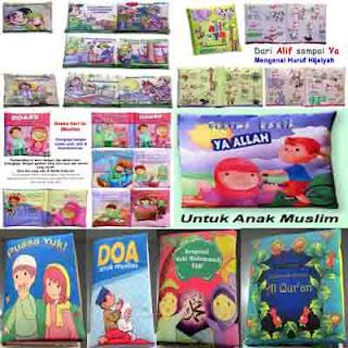 Daftar Judul Buku Kain Islami Terlaris