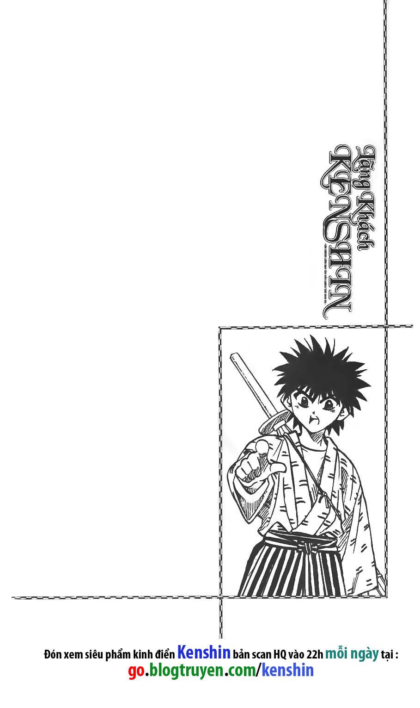 Rurouni Kenshin chap 33 trang 1