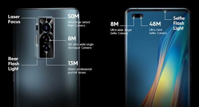هل هاتف Phantom X الجديد من Tecno هو أفضل هاتف مزود بكاميرا ؟