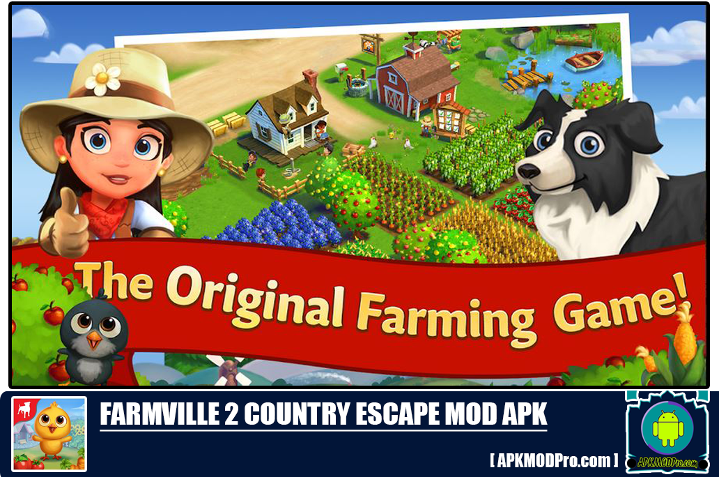 FarmVille 2: Country Escape MOD APK 14.4.5112 (Unlimited Keys, Money)