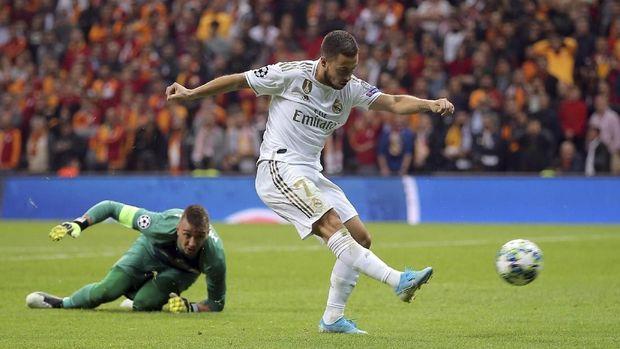 Eden Hazard Sangat Kesulitan Gantikan Ronaldi Di Real Madrid 2019